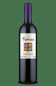 Terralis Cabernet Merlot 2016