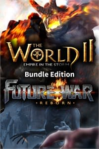 Game Future War and World II Bundle - Xbox One