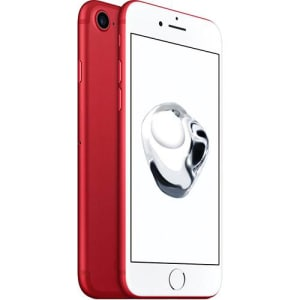 iPhone 7 128GB Vermelho Desbloqueado IOS 10 Wi-fi + 4G Câmera 12MP - Apple