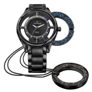 Relógio Technos Feminino Gl30fm 4p 9e58787372