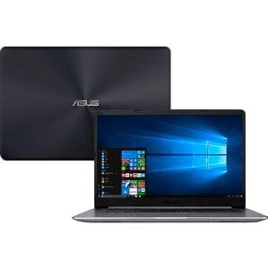 Oferta ➤ Notebook Vivobook X510UA-BR665T Intel Core I5 4GB 1TB 15,6 W10 Home Cinza – Asus   . Veja essa promoção