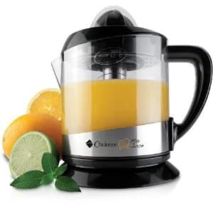 Espremedor de Frutas Cadence Max Juice 42W 1,2L 1 Velocidade ESP801 110V
