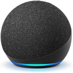 [Pré-Venda] Novo Echo Dot (4ª Geração): Smart Speaker com Alexa - Cor Preta
