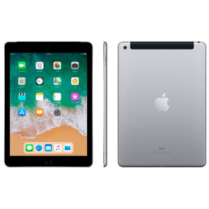 iPad 6, Tela 9.7´, 32GB, Wi-Fi, Cinza Espacial - MR7F2BZ/A