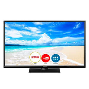 Smart TV LED 32 Polegadas Panasonic TC-32FS600B HD Wi-fi 1 USB 2 HDMI