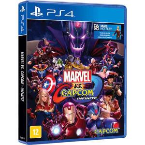 Game Marvel Vs Capcom Infinite - PS4 (Cód. 132479789)