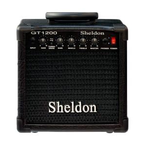 Amplificador Para Guitarra Sheldon GT1200 15W RMS