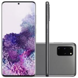 Confira ➤ Smartphone Samsung Galaxy S20 Plus 128GB Dual Chip 8GB RAM 4G Tela Infinita de 6.7 Cosmic Gray ❤️ Preço em Promoção ou Cupom Promocional de Desconto da Oferta Pode Expirar No Site Oficial ⭐ Comprar Barato é Aqui!