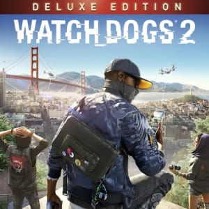 Jogo Watch Dogs 2 Deluxe Edition - PS4