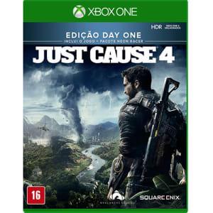 Game Just Cause 4 Edição Day One - XBOX ONE