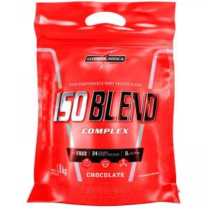 Iso Blend Complex Integralmédica - Chocolate - 1,8Kg - Centauro