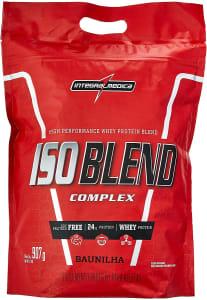 Iso Blend Complex - 907g Refil Baunilha, IntegralMedica