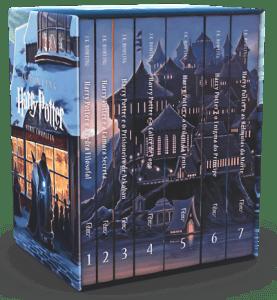 Box Harry Potter - Série Completa (Cód: 9032983)