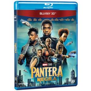 Pantera Negra Blu-Ray 3D