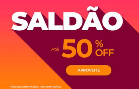 Saldão ShopClub - Até 50% de Desconto + 5% de Desconto do cupom!