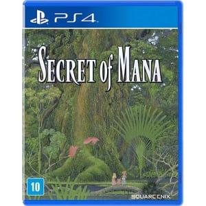 Game Secret of Mana - PS4