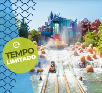Pacote Orlando + Miami - Exclusivo para Junho de 2018 - 7 dias