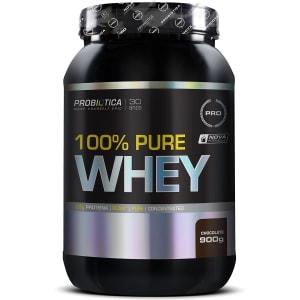 Whey Protein Concentrado 100% Pure Whey Probiótica - 900g