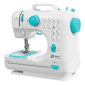 Máquina de Costura Lenoxx Multi Points PSM101 Branca Bivolt