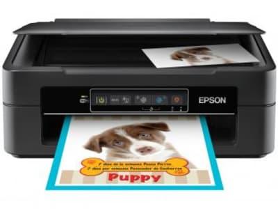 Impressora Multifuncional Epson Expression XP-241 - Jato de Tinta Colorida Wi-Fi USB - Magazine Ofertaesperta