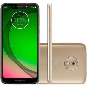 Oferta ➤ Smartphone Motorola Moto G7 Play 32GB Dual Chip 2GB RAM Tela 5.7   . Veja essa promoção