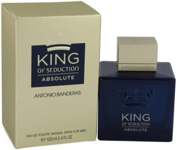Antonio Banderas King of Seduction Absolute Edt 200Ml, Antonio Banderas