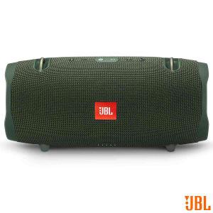 Caixa de Som Bluetooth JBL Xtreme 2 com Potência de 40W Verde - JBLXTREME2GRN - JBLXTREME2VRD_PRD