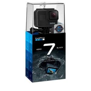 Câmera Go Pro Hero-7 Black Chdhx-701-lw