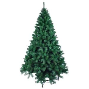 Árvore de Natal Dinamarca Verde 220 Galhos 1,20m