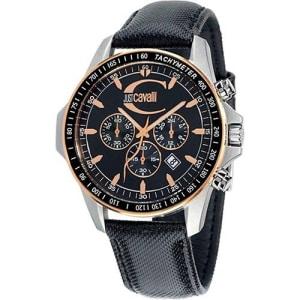 Relógio Feminino Just Cavalli Cronografo Social WJ30035P