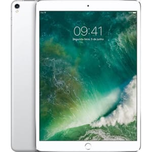 "iPad Pro 64GB Wi-Fi Tela 10,5"" Câmera 12MP Prata - Apple"