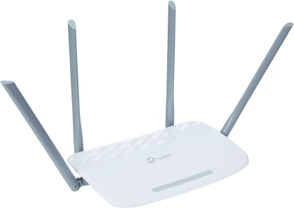TP-Link Archer C50 V3, Roteador Wireless AC1200 Dual Band com 4 Antenas
