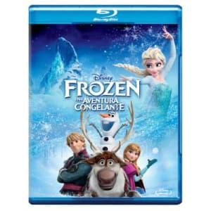 Frozen - Uma Aventura Congelante (Blu-Ray)