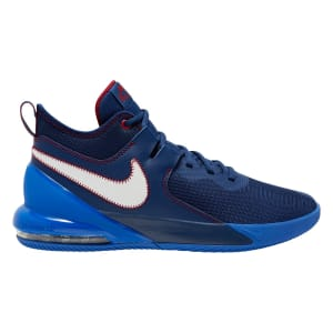 Tênis Nike Air Max Impact Masculino - Azul+Branco