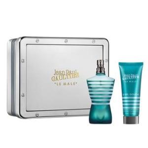Jean Paul Gaultier Le Male Kit  Perfume Masculino EDT + Gel de Banho 75ml- Magazine Ofertaesperta