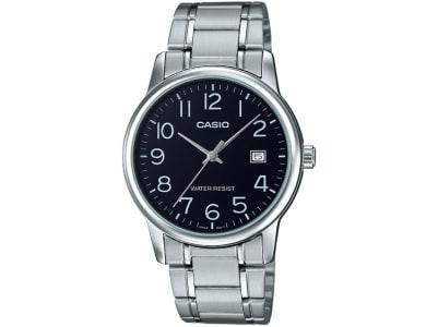 Relógio Masculino Casio Analógico - Resistente à Água Collection MTP-V002D-1BUDF