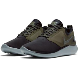 Tênis Nike Lunarsolo Masculino - Preto e verde