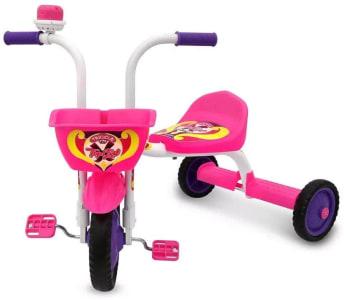 Confira ➤ Triciclo Infantil Top Girl Pro Tork Ultra – Ultra Bikes ❤️ Preço em Promoção ou Cupom Promocional de Desconto da Oferta Pode Expirar No Site Oficial ⭐ Comprar Barato é Aqui!