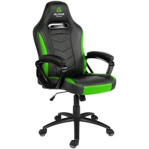 Cadeira Gamer Alpha Gamer Kappa Black Green