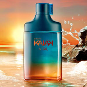 Kaiak Vital Desodorante Colônia Masculino