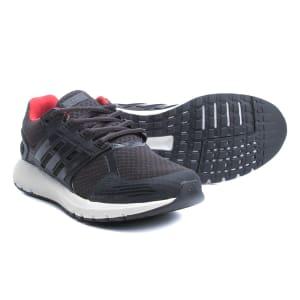 2c0fd5c259 Tênis Adidas Duramo 8 Feminino - Preto e Vermelho