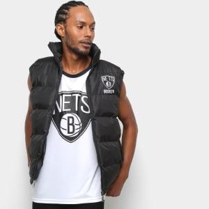 Colete NBA Super Stuff Nets 18 Masculina