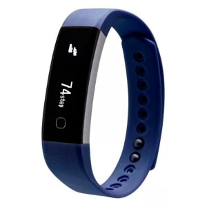 Relógio Smartwatch Xtrax Fit Band Azul Escuro