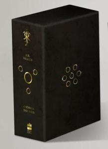 Livro - Box Trilogia O Senhor dos Anéis - Magazine Ofertaesperta