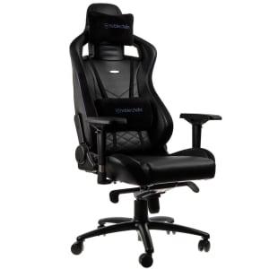 Confira ➤ Cadeira Gamer Noblechairs EPIC Black Blue NBL-PU-BLU-002 ❤️ Preço em Promoção ou Cupom Promocional de Desconto da Oferta Pode Expirar No Site Oficial ⭐ Comprar Barato é Aqui!