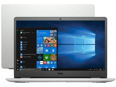 """Notebook Dell Inspiron i7-1165G7 8GB SSD 256GB GeForce MX330 Tela 15.6"""" HD W10 - I15-3501-A70S"""