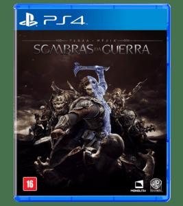 Sombras da Guerra - PS4 (Cód: 9876107)