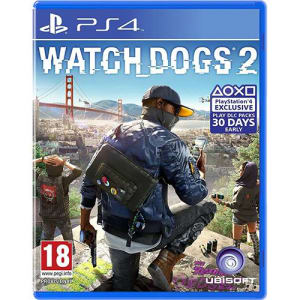 Game Watch Dogs 2 - PS4