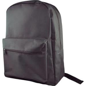 """Mochila para Notebook Leadership Blackpack Nylon Preto - Até 15"""" (Cód. 123491591)"""