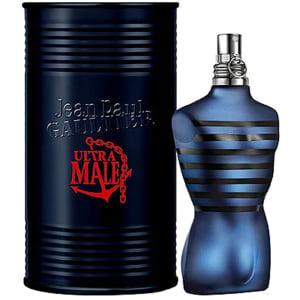Perfume Masculino Le Male Ultra Jean Paul Gaultier EDT 75ml - Incolor
